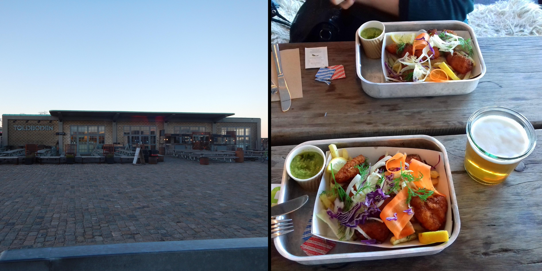 Reštaurácia Tolboden a najlepšie fish & amp; chips (nielen) v Kodani. To musíte ochutnať!