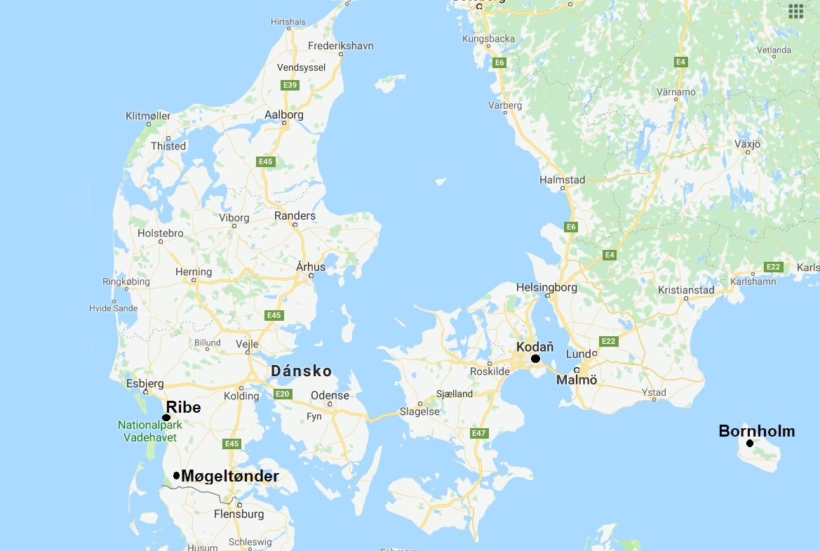 Miesta, ktoré musíte v Dánsku navštíviť. Už sa chystáte?