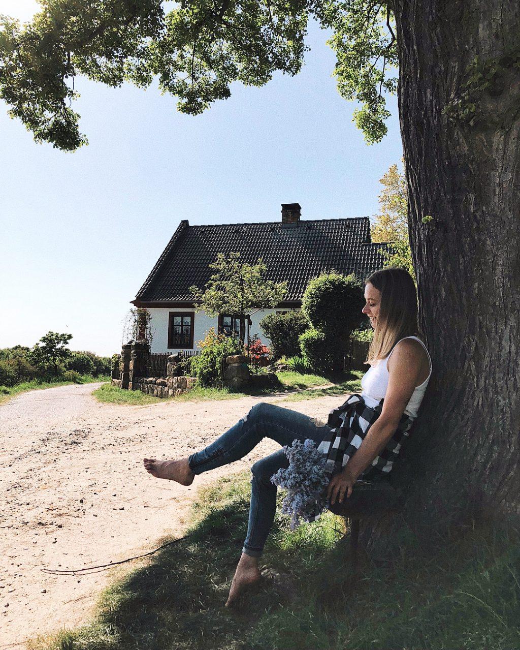Blogerka s duší dobrodruha - Terezen