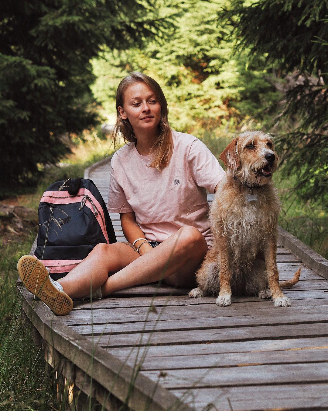 Blogerka Terezen v horách