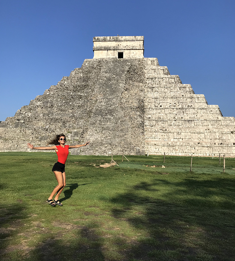 V Mexiku si přijdou na své i milovníci historie