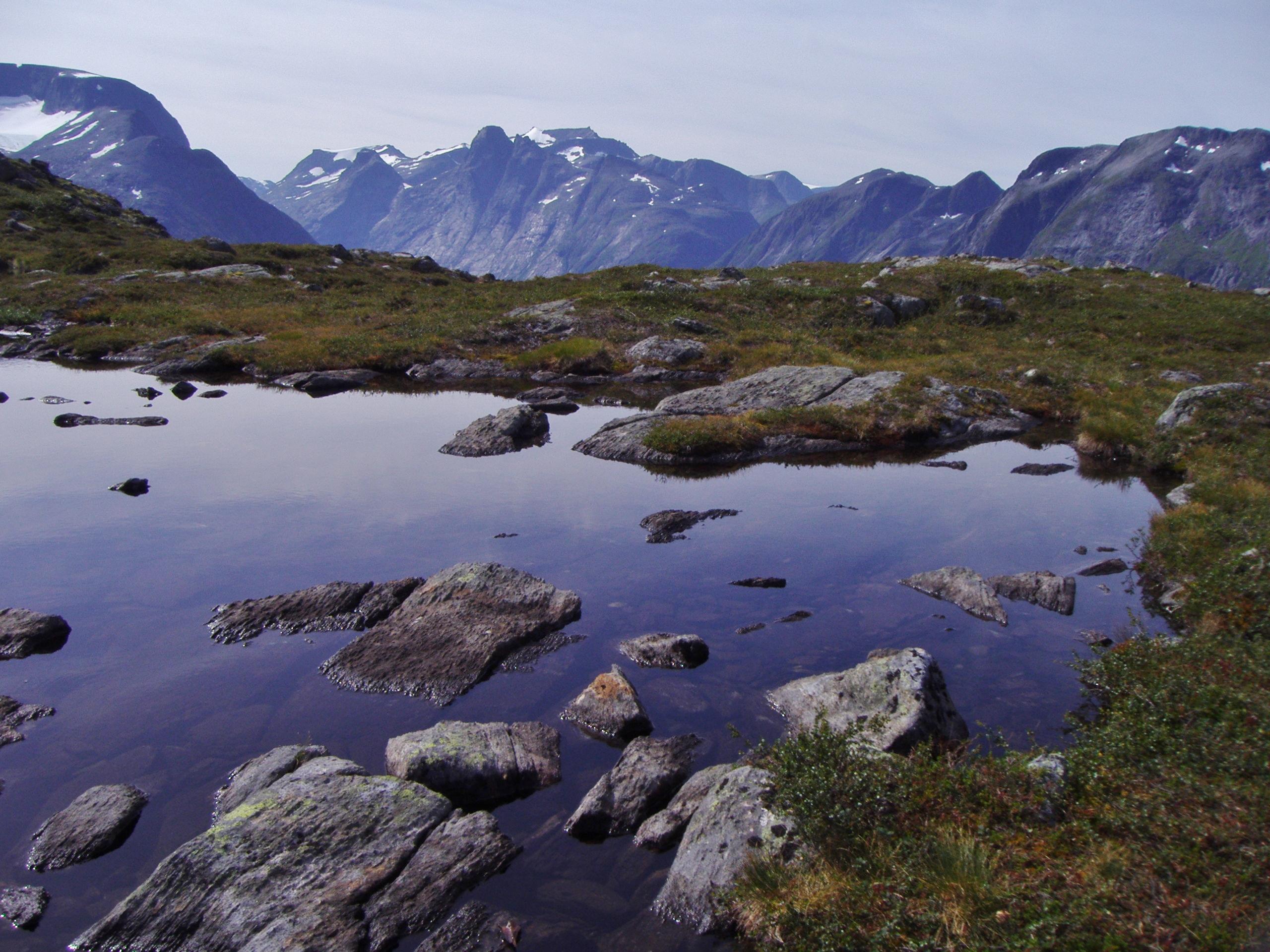 Existuje snad něco krásnějšího, než norská příroda?