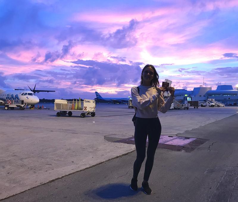 Blogerka cestovateľka Míša z blogu Travelismus