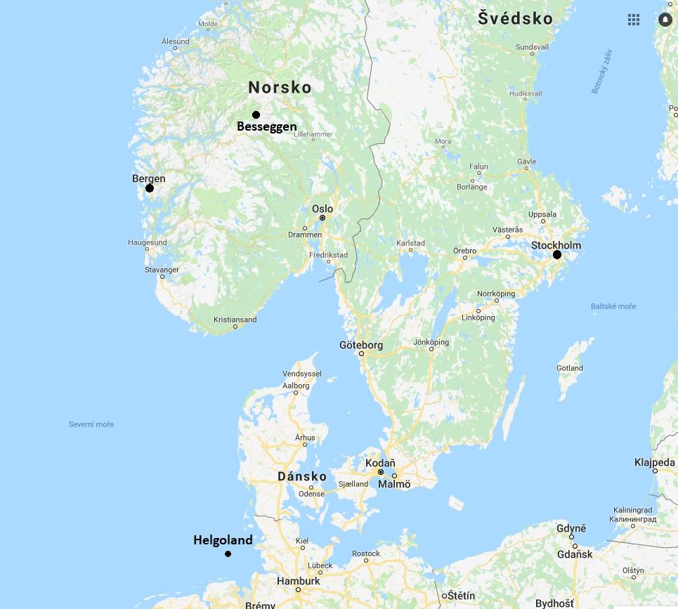Kam se podívat ve Švédsku a Norsku? Poradíme vám!