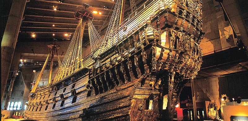 Kdo by nechtěl prozkoumat vrak lodi ze 17. století?