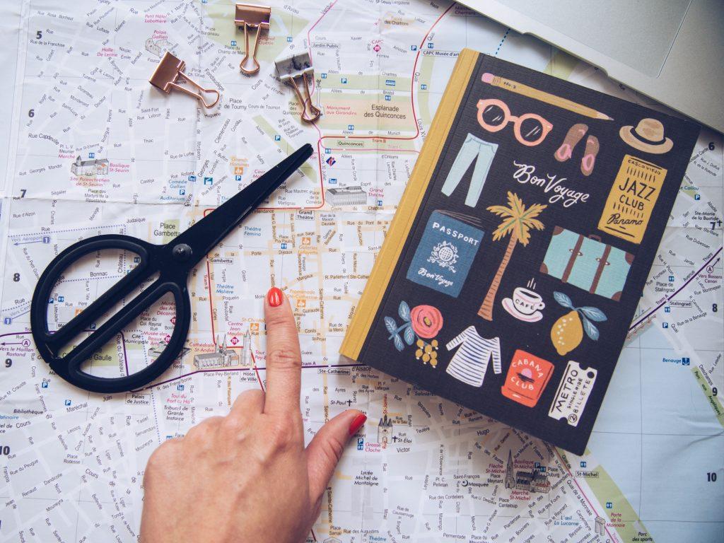 """""""Tak přesně sem máme namířeno"""" - blogerská výzva s cestovatelským deníkem může začít"""
