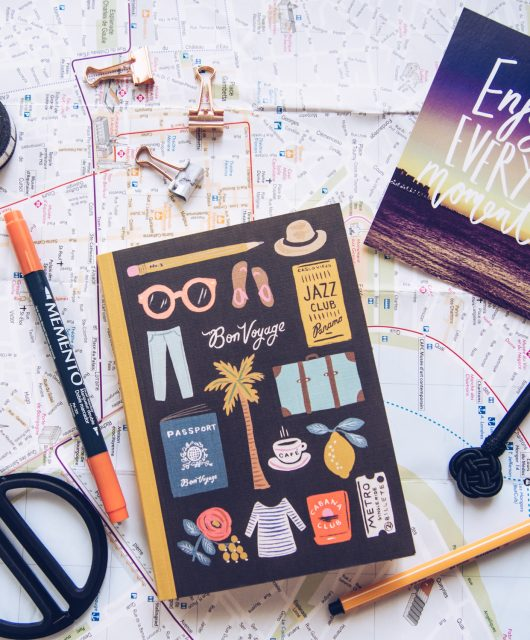 Cestovatelský deník blogerky Miss Travel Fairy