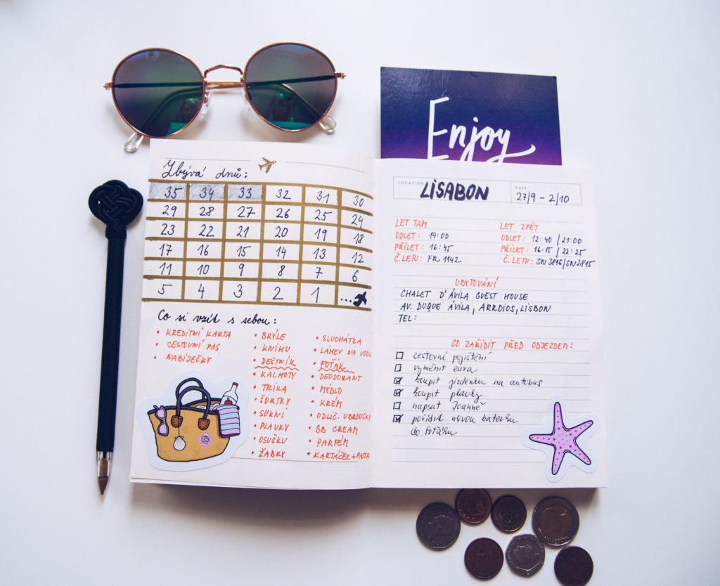 Blogerka Miss Travel Fairy odpočítává dny do své cesty do Lisabonu
