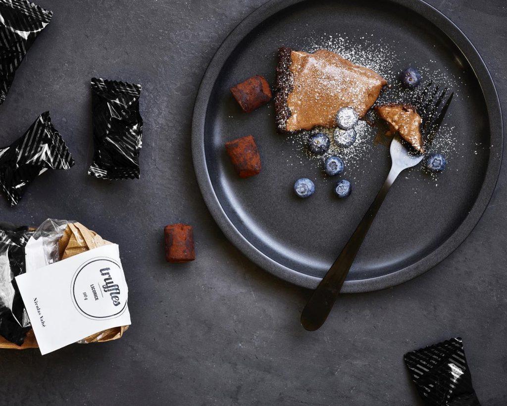 recept na čokoládový dezert