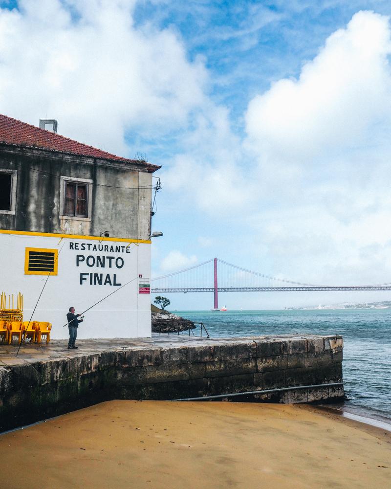 Fotka Lisabonu