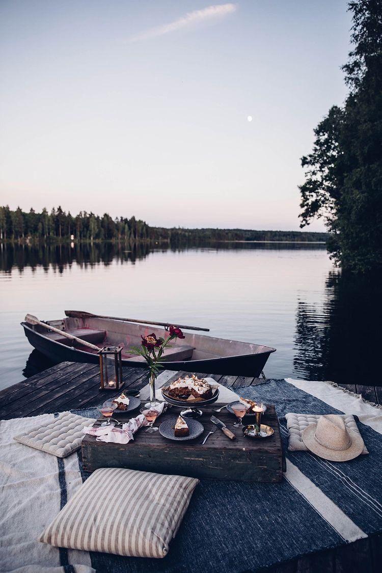 babie leto a piknik