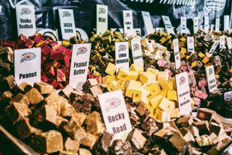 Čokoládovna v Bruggách