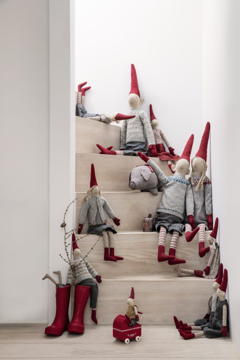 vánoční skřítci