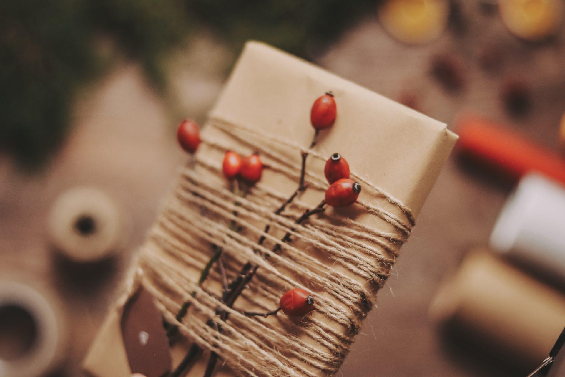 vánoční balíček