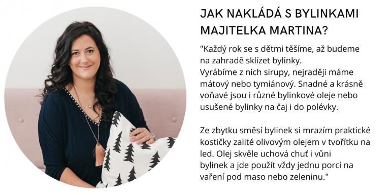 Majitelka Martina Svadbíková