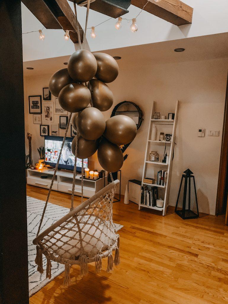 obývací pokoj Mariany Prachařové
