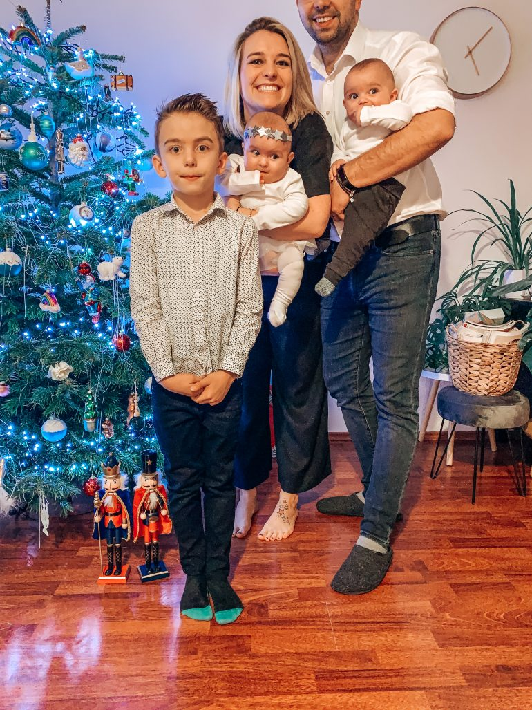 Vánoce u Veru Harnol