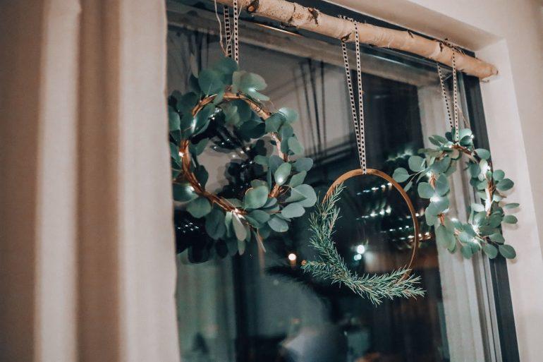 vánoční věnce Paja Betty