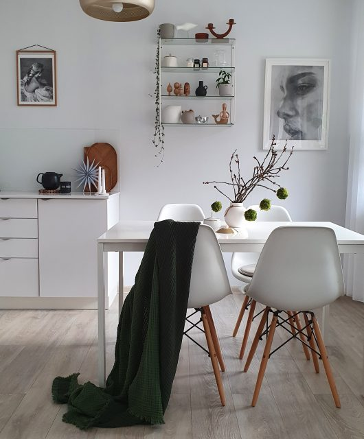 skandinavske bydleni Petry Humble