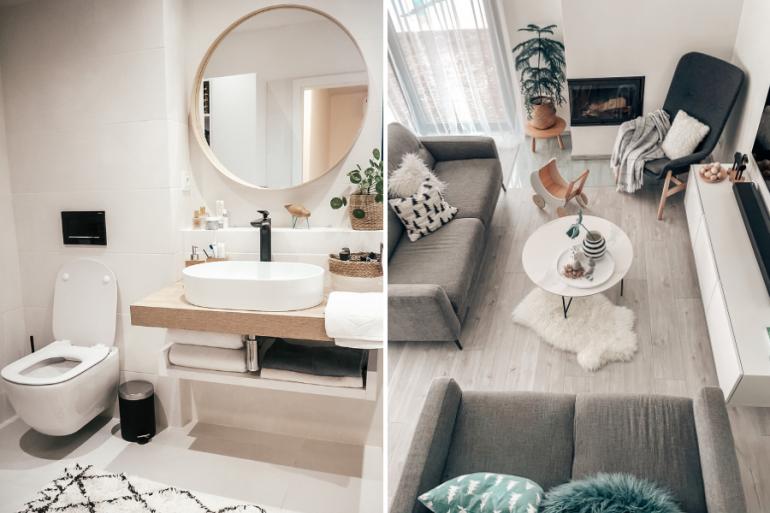 skandinávský styl bydlení