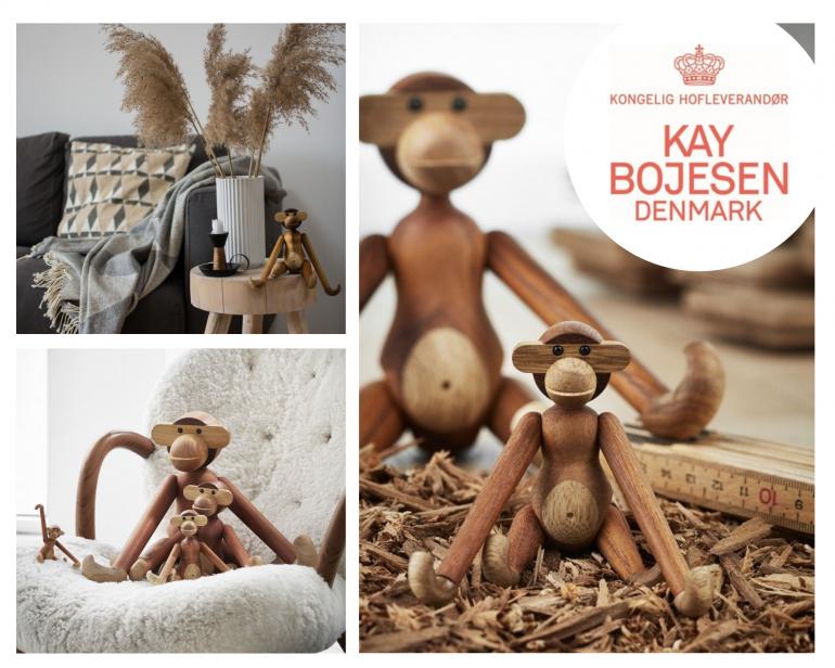 nové značky - dřevěné hračky Kay Bojesen Denmark!