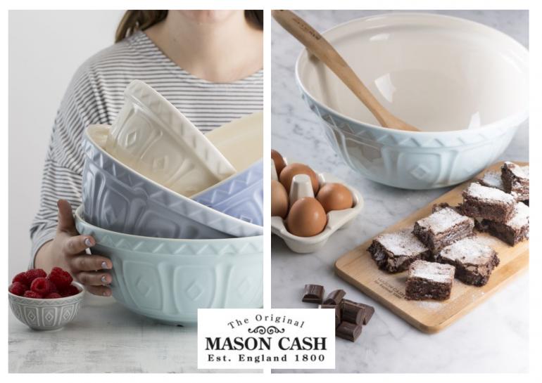 Mason Cash - míchací mísy