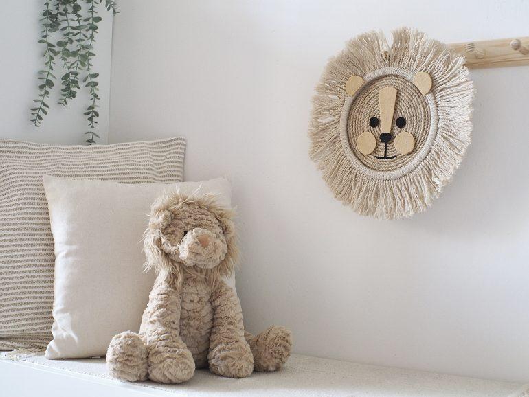 dekorace do dětského pokojíčku