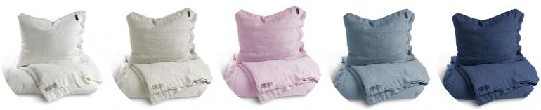 lněné povlečení Lovely Linen