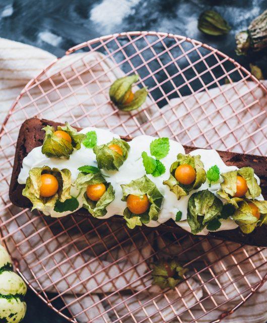 podzimní dezert